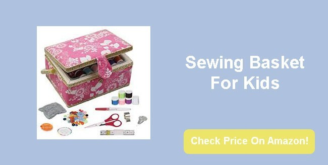 best sewing basket for kids