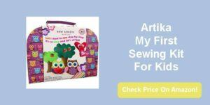 sewing kits for children 2020