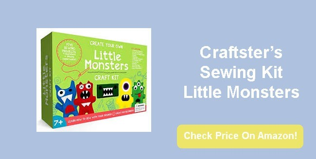 best sewing kits for kids