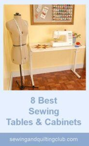best sewing tables 2020