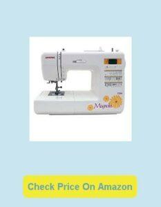 Janome computerized sewing machine magnolia