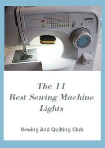Best Sewing Machine Lights
