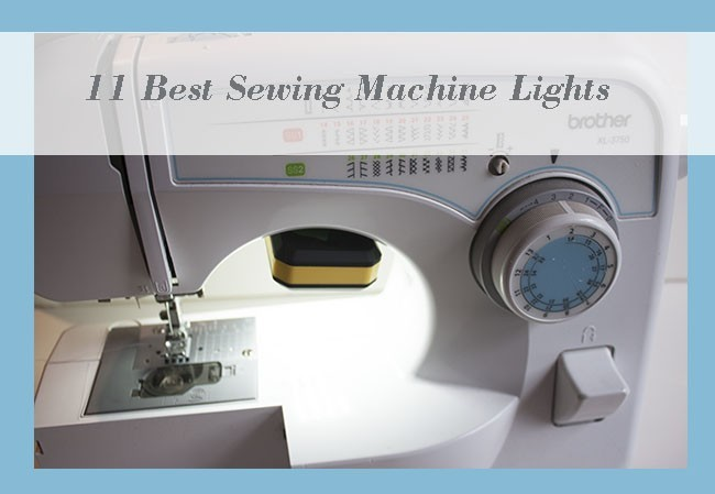 Sewing Machine Lights