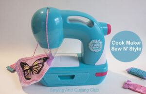 Cool Maker Sew N Style Sewing Machine