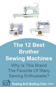 Best Brother Sewing Machines - Sewing Machines