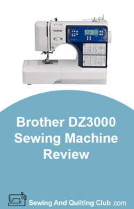 Brother DZ3000 Review