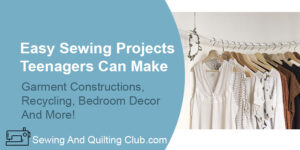 Easy Sewing Projects Teenagers Can Make - Blouses on Hangers