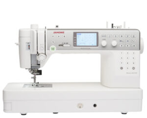 Janome MC6700P Review - Sewing Machine
