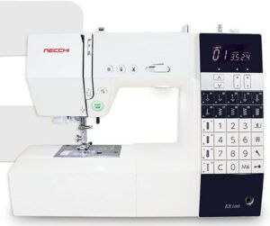 Necchi EX100 Sewing MachineReview - Sewing Machine