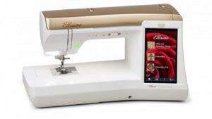 Baby Lock Ellisimo Review - Sewing Machine