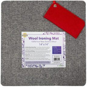 10 Gift Ideas For Sewers - Wool Pressing Pad