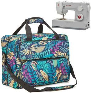10 Gift Ideas For Sewers - Sewing Machine Carrying Bag