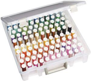 10 Gift Ideas For Sewers - Thread Box Organizer