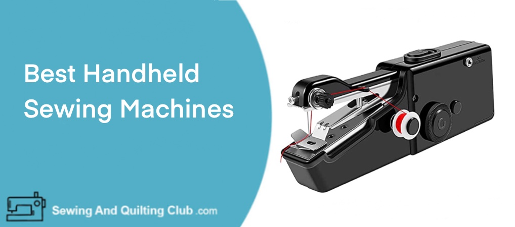 Handheld Sewing Machines