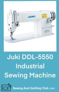 Juki DDL-5550 Review