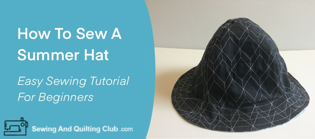 Sew A Summer Hat