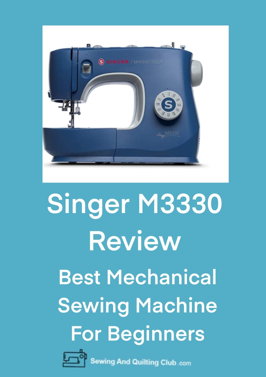 Singer M3330 Review