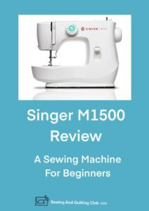 Singer M1500 Review