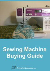 Sewing Machine Buying Guide