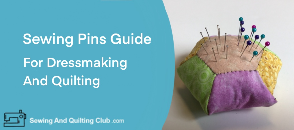 Sewing Pins Guide