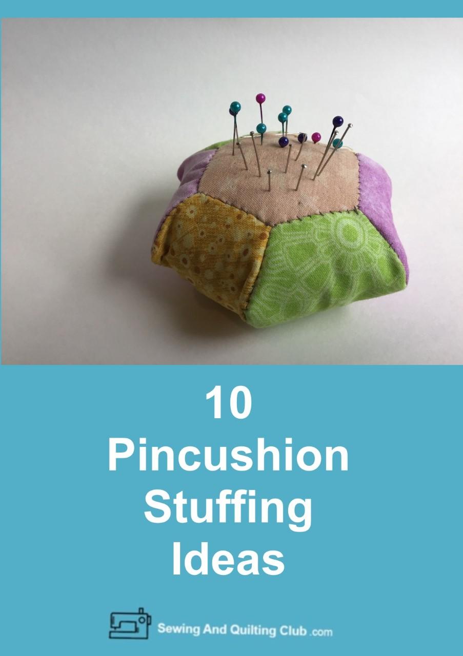 Pincushion Stuffing